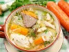 Рецепт айтопф с курицей и говядиной