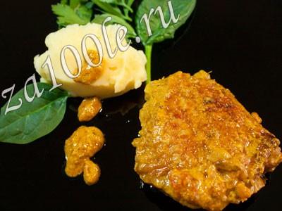 Рецепт куриных бедрышек в соусе карри
