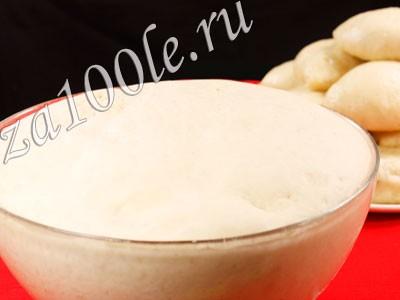 Рецеп дорожжевого теста на пигоди