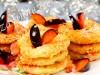 Рецепт жареных яблок с орешками кешью