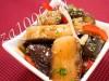 Рецепт приготовления Хе из баклажанов.