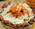 Рецепт баранины с картофелем