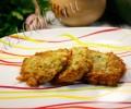 Рецепт оладьи из кабачков