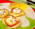 Рецепт оладьи с яблоками