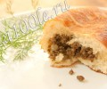 Рецепт приготовления жареных пирожков с ливером