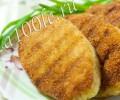 Рецепт приготовления картофельных пирожков с начинкой из рыбы и грибов.