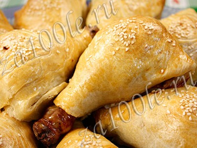 Рецепт самсы с курицей
