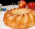 Рецепт шарлотки с яблоками