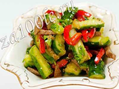 Рецепт приготовления огурцов по-корейски (ве-ча)