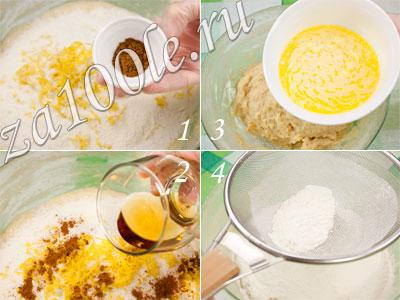 Рецепт домашнего кулича